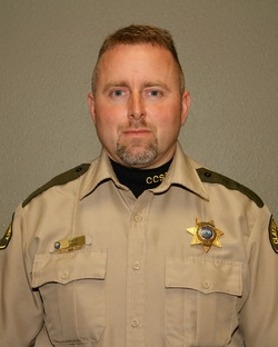 Chief Deputy Steve Holst